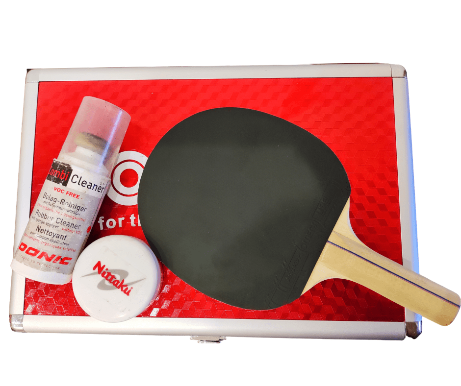 Table Tennis Cleaner