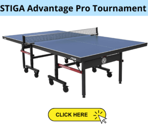Stiga ping pong table